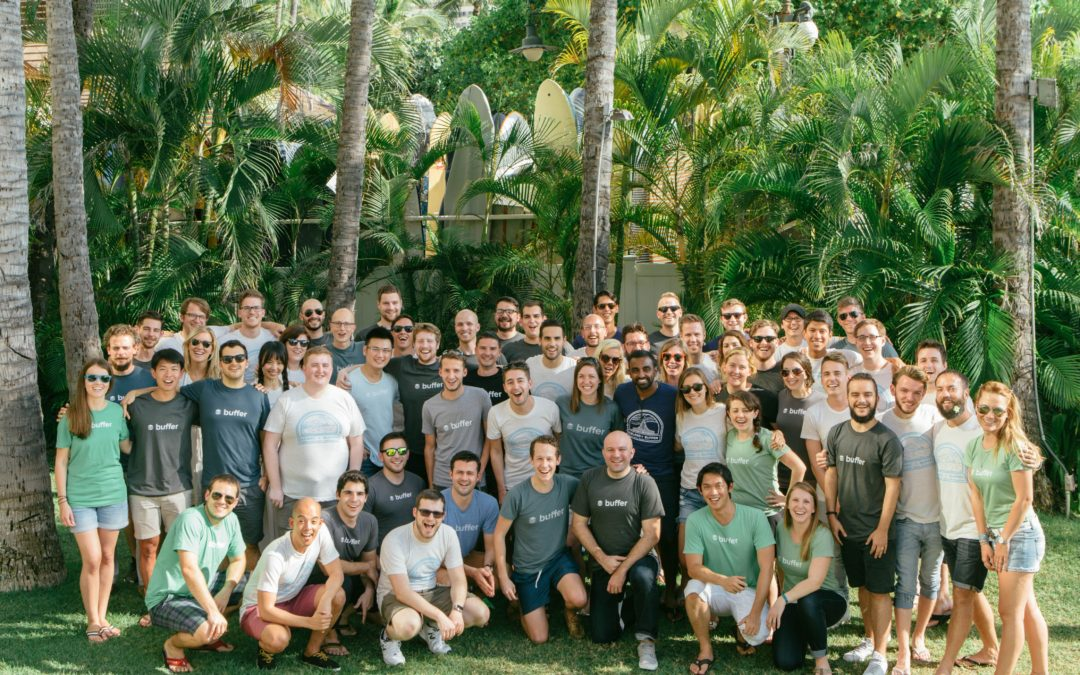 Working for Buffer, a fully remote company – the inside scoop