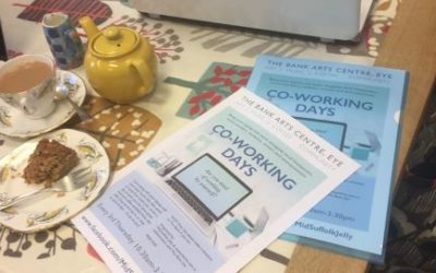 Coworking Thursdays at The Bank Arts Centre, Eye
